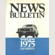 News bulletin VOLVO 1975 240 series (EN)